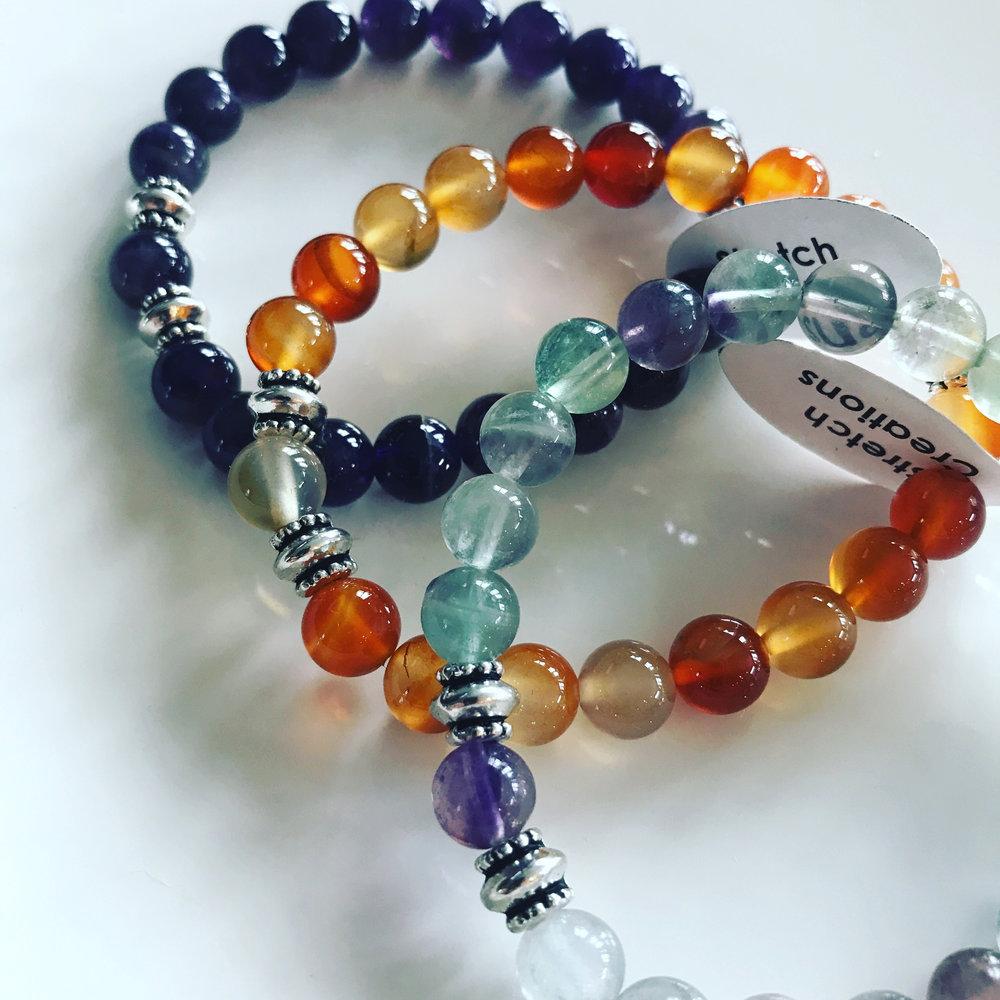 Mini Fall Stack Bracelets