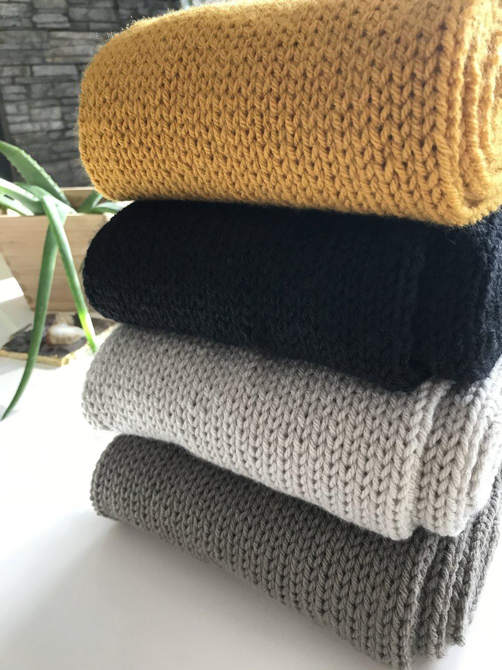 Classic Knit Sets