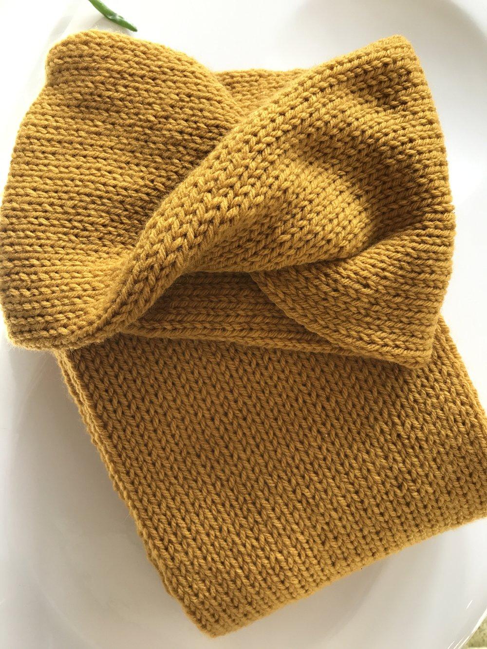 Classic Knit Set