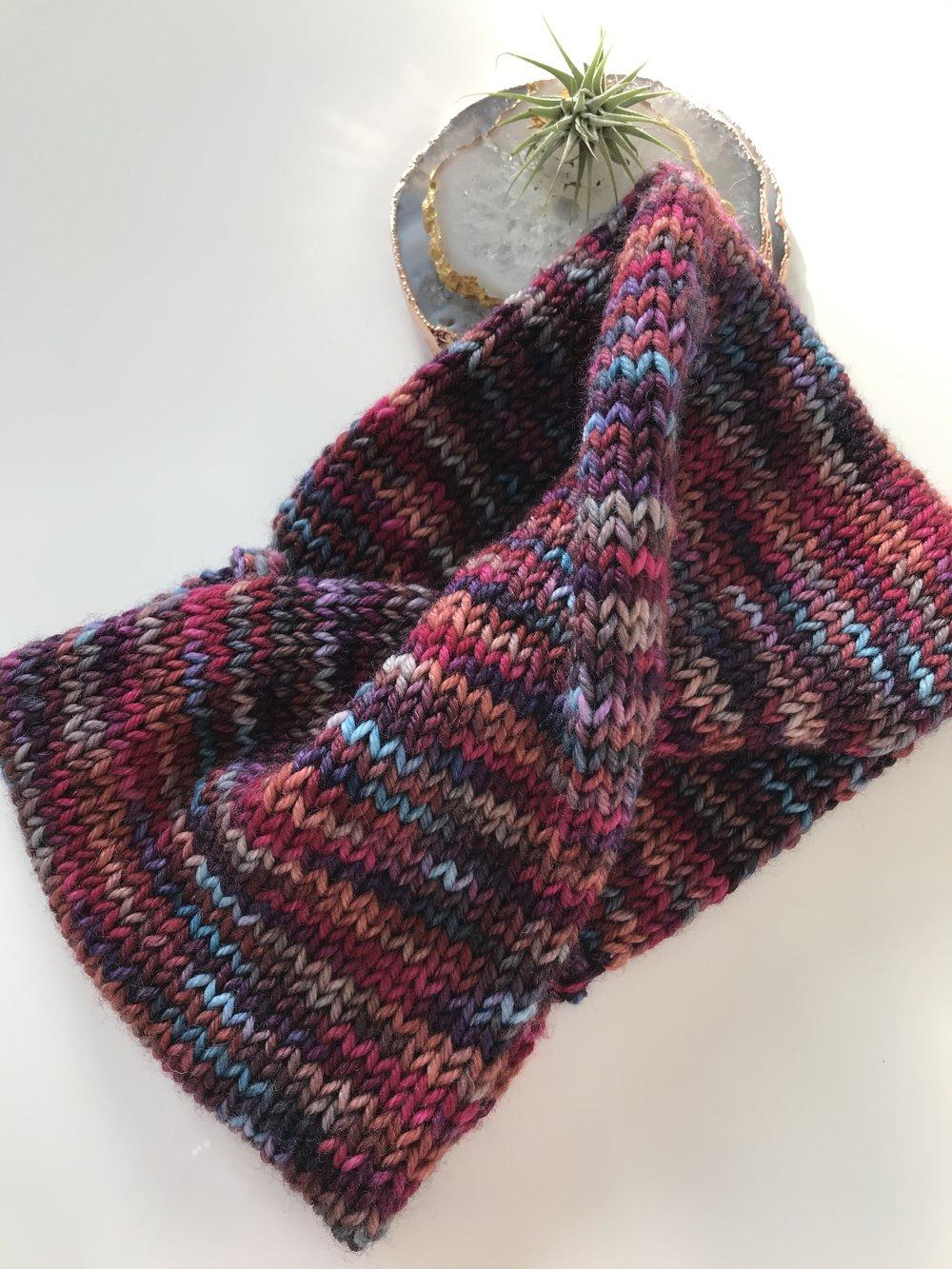 J&J Manos Alegria Knit Headband