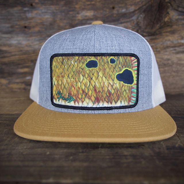 Redfish Meshback Hat now available!  Link in bio! #alpolandart #redfish #flatsfishing #flyfishing #fishing #saltwaterflyfishing #saltwaterfishing #reddrum #hat #truckerhat #fishinghat #finarthat #flyfishingapparel #floodtide #saltmarsh #saltlife #summer #salt