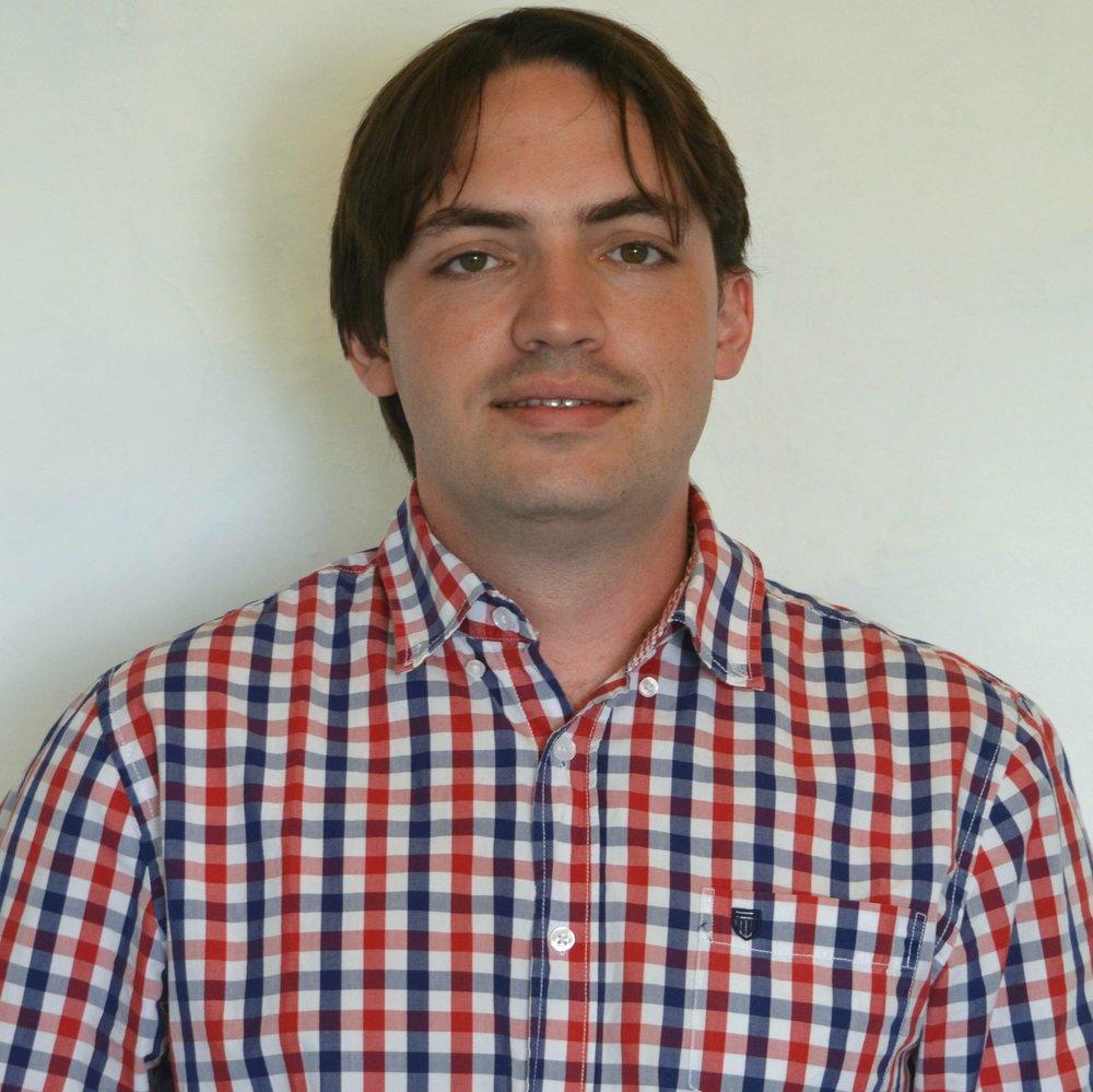 Ec. Santiago García da Rosa   Investigador