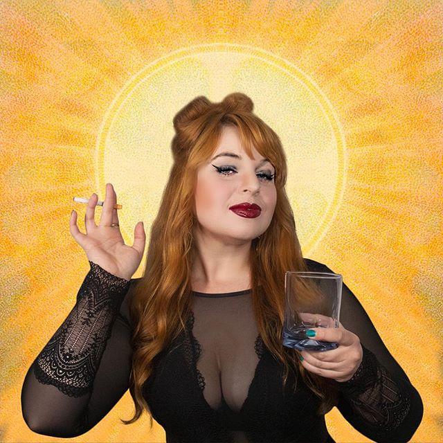 patron saint of Patron 📸 @iamgabesanchez is magic✨