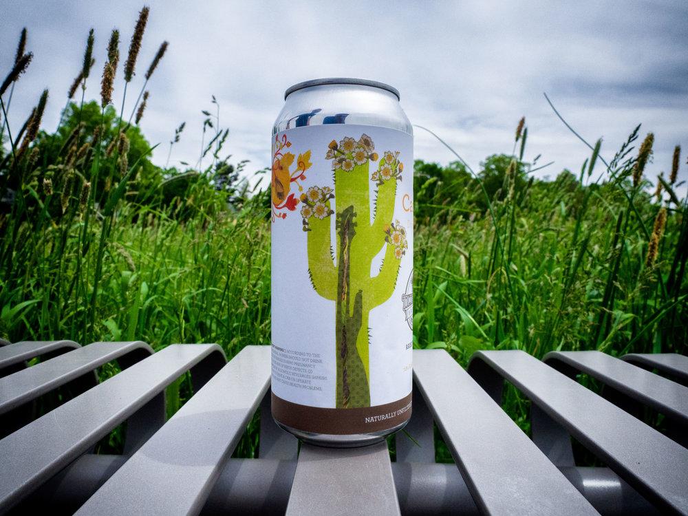 """""""Cactus"""" Double IPA (Photo: Edwin Requintina Jr.)"""