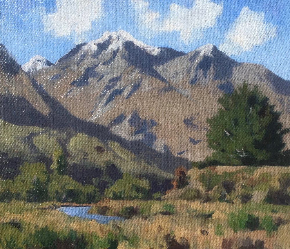 Mt Alaska - Samuel Earp - oil painting - plein air.jpg