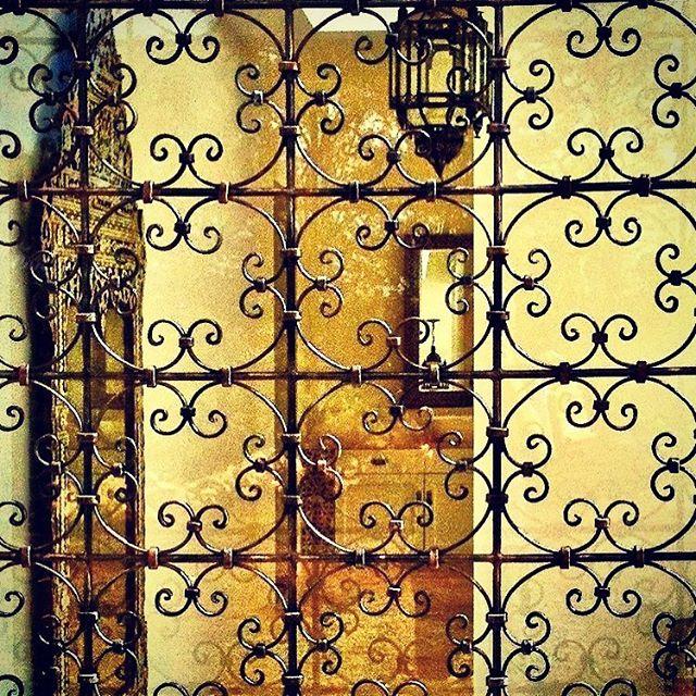 Window Screen commission Byron Bay #bespoke #ironwork#ironart#interiordesign #custom #artistsoninstagram
