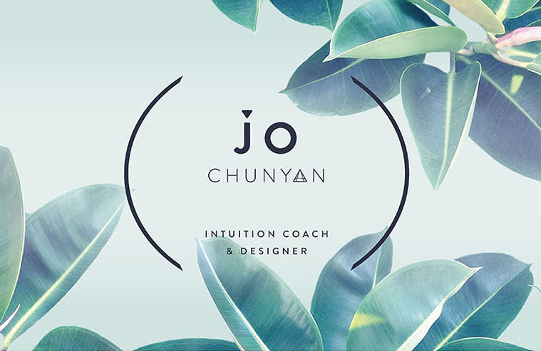 Jo ChunYan | Intuition Coach & Designer   Jo is a remarkable creative works with spirited women to deepen their intuition, and explore the quiet art of listening to their inner wisdom.   She also works as a graphic designer, crafting considered, visual expressions of the soul behind her clients' brands.   jochunyan.com