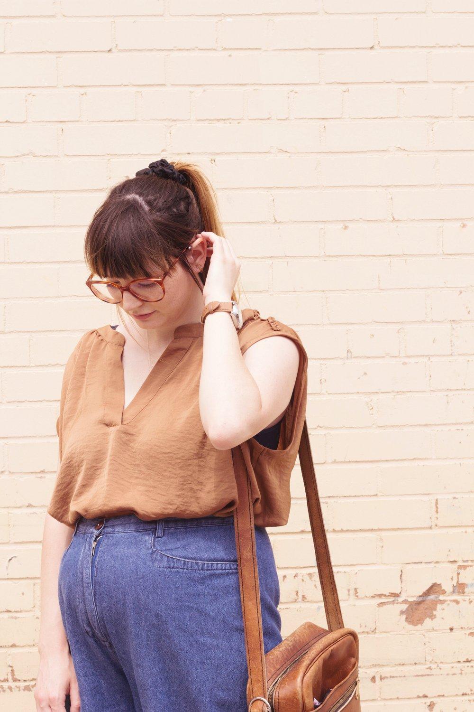 Jeans: Value Village find for 6.99$, size 11-12