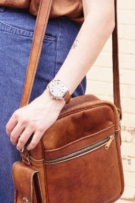 Watch: Fossil watch, style BQ3084