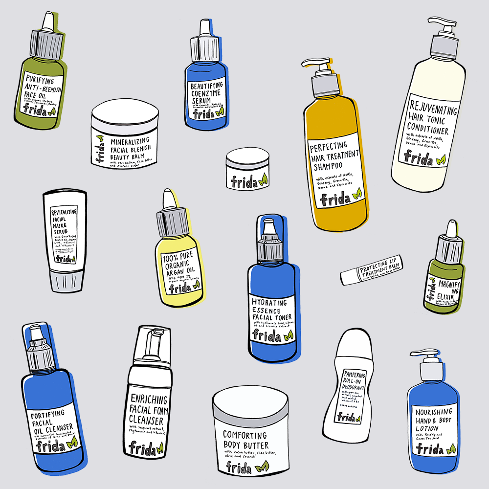 Product Illustrations