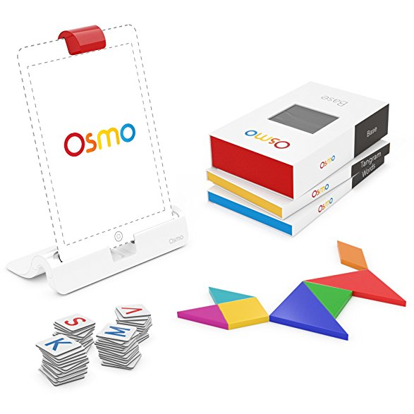 The whole Osmo system blurs the line between art and science.It encourages visual thinking and drawing skills in a way that's sure to help both budding artists and scientists develop their skills.