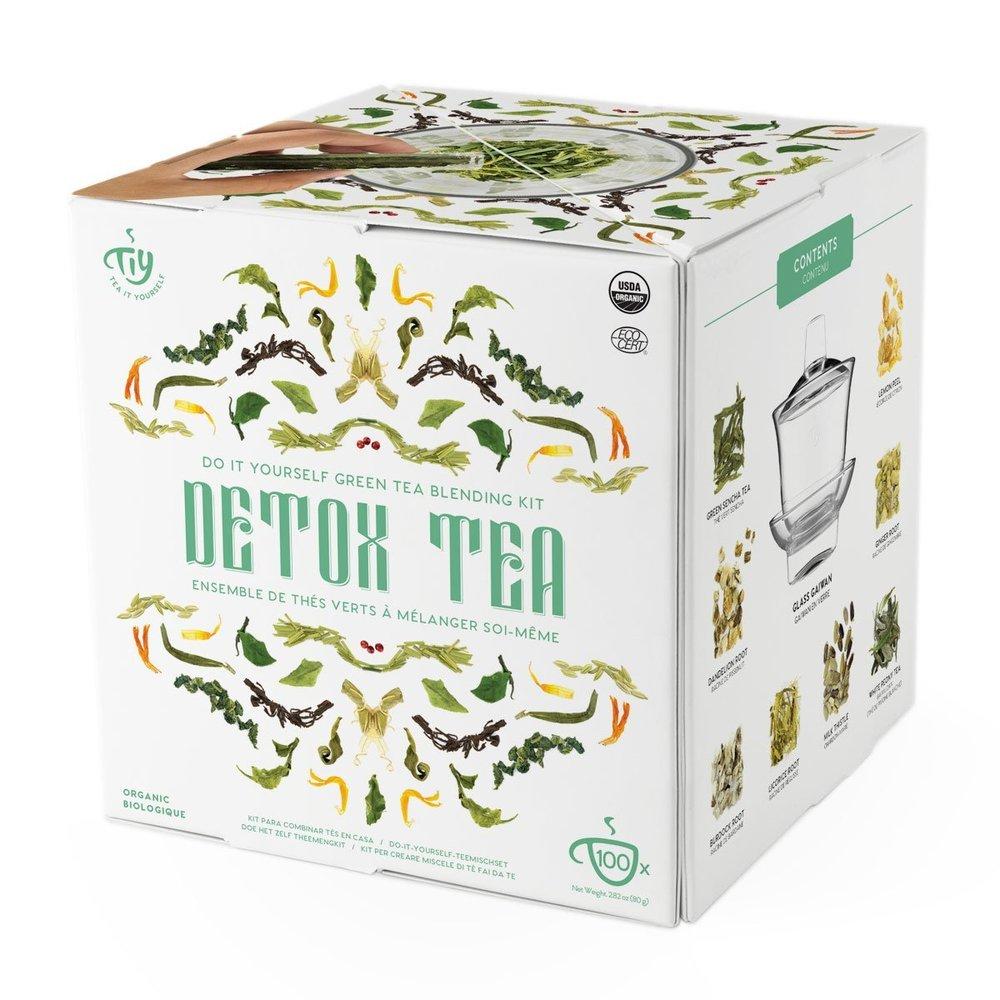 Detox Green Tea Blending Kit