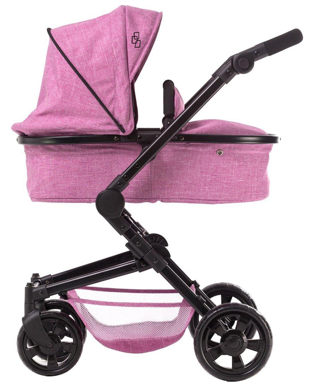 Triokid 2-in-1 Deluxe Doll Stroller