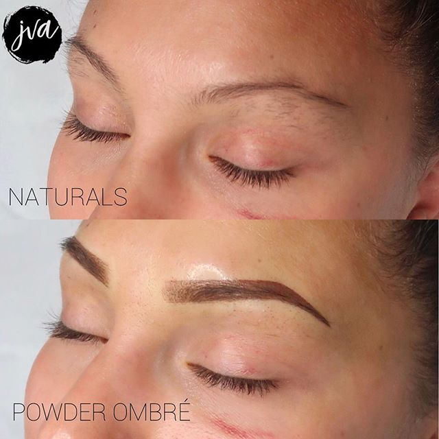 ✨The transformation in brows when you strengthen that tail game 🔪 . . . . ▪️$350 Powdered Ombré ▪️Additional $50 for coverups/corrections ▪️Brows will last 1-2 years depending on lifestyle ▪️NOT painful! Topical numbing is used ▪️Suitable for anyone who wants a natural look - ideal for all skin types! (dry, combination, oily) ✖️visit jvartistry.com for bookings | text or email for consultations  _______________________________________ $50 nonrefundable deposit is required to secure booking —————————————————