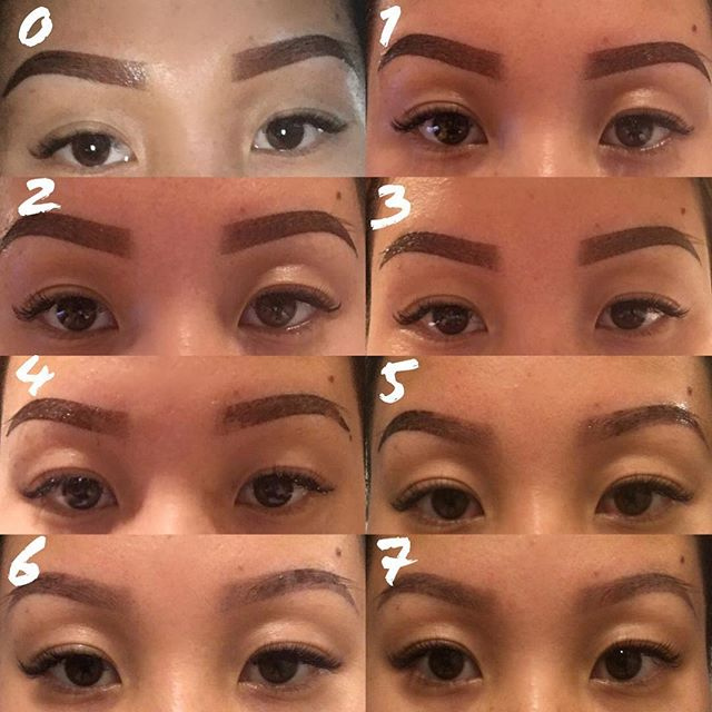 ✨HEALING & PEELING DAYS 1-7 ✨ ✖️From days 1-3, your eyebrows will scab and begin to darken. ✖️Days 3 to 10, you will experience slight itchiness and flaking. Your eyebrows will begin to scab and flake off on its own - you must let it without touching or picking! ✖️My beautiful client documented her healing process and completely peeled by day 7 - EVERYONES SKIN TYPE WILL VARY. ✖️Everyone's healing is different - some are faster than others, some are longer than others. Trust the process! 🖤  Comment or ask any questions below!
