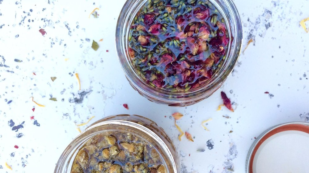 There's something almost magical about infusing your own oils, and it's easier than you may think… -