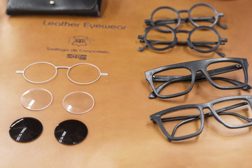 Leather Eyewear
