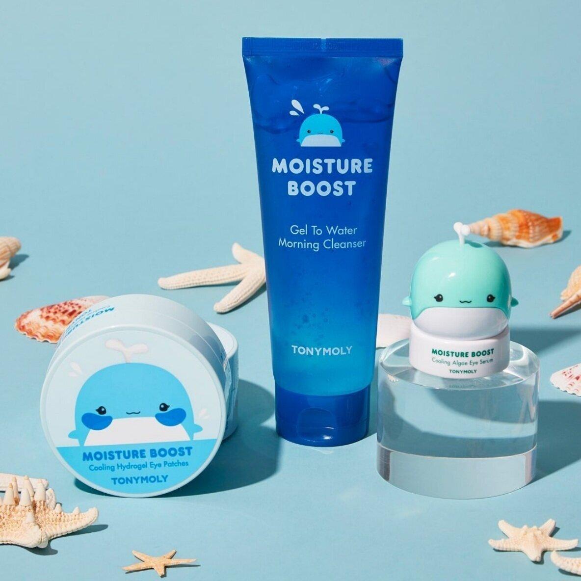 Tonymoly Has A Cute New Whale Inspired Moisture Boost Skincare Collection Mmirandalaurenn