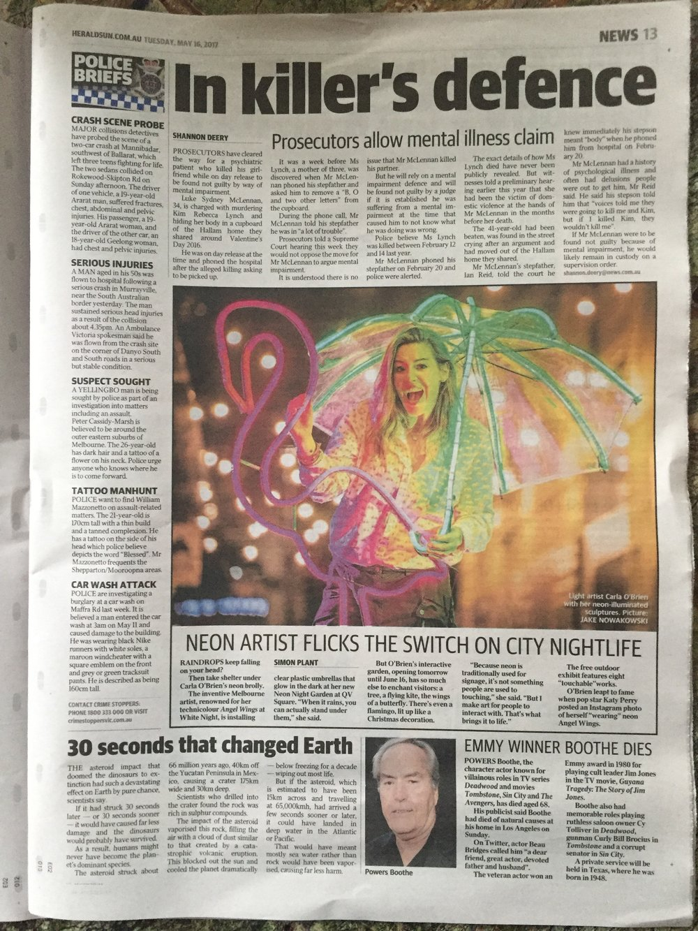 20170516 Herald Sun Neon Artist flicks the switch on city nightlife.jpeg