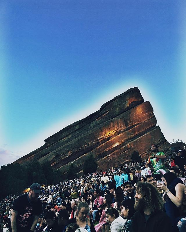 redROCKS #travelgram