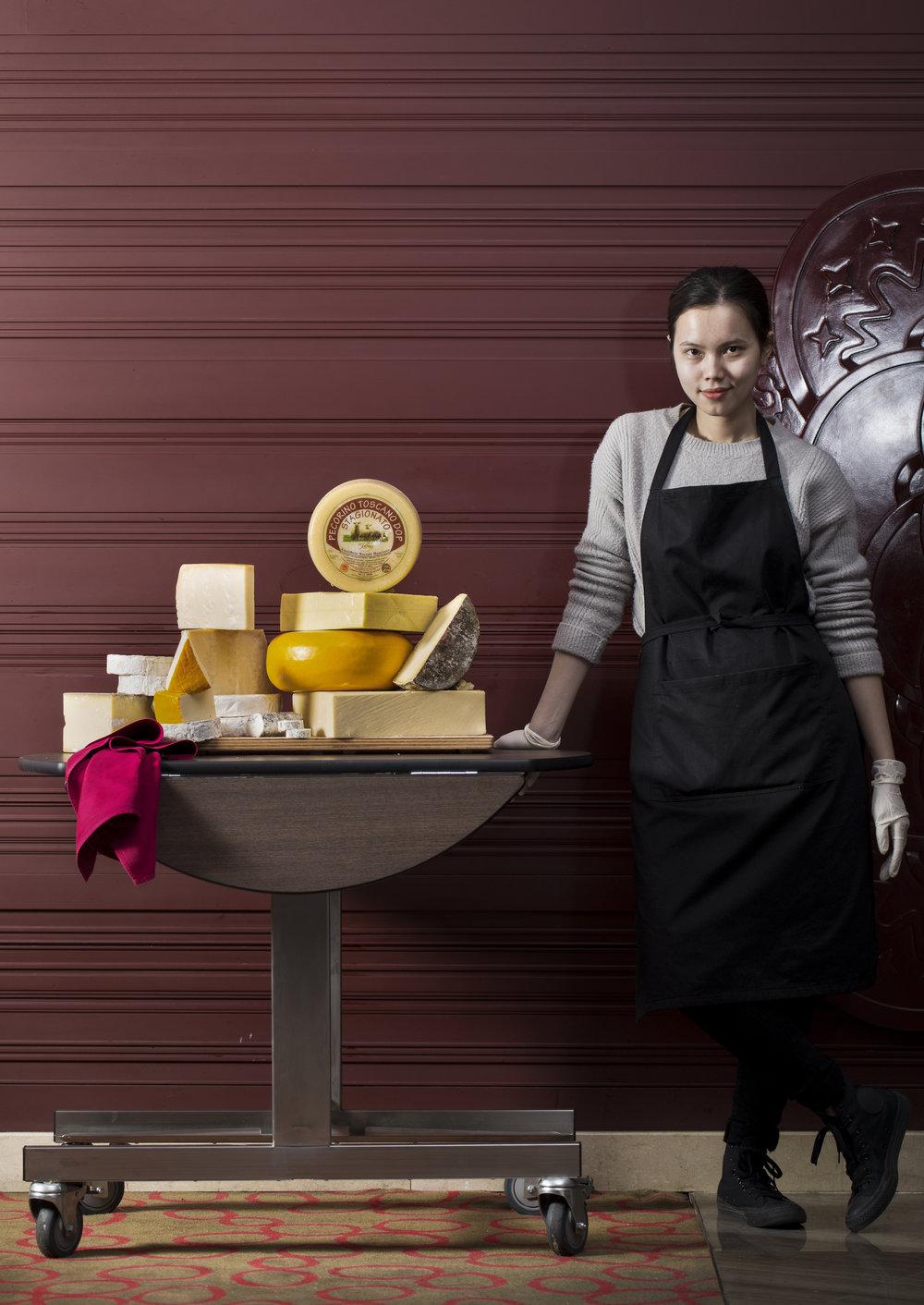 Food stylist :  Thùy Dương