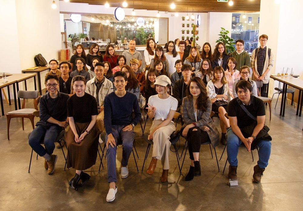 Workshop Food Photography diễn ra tại Hà Nội trong tháng 11 vừa qua.