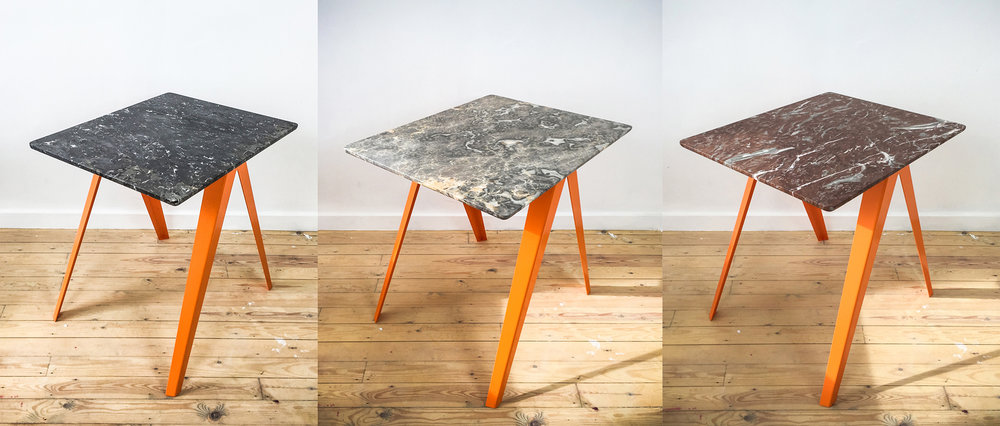 LIMITED EDITION SANBA TABLE FOR MONAR ANTWERP (MONAR.BE)