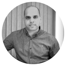 Managing Director of Socioar and heading Socioar's operations in the United Kingdom, Sanjay is a business consultant by profession. His penchant for challenging trends and the digital market resulted in the conception of Printmaker Media Private Limited – Socioar's parent company. At Socioar, Sanjay handles business strategy and IT consultancy.