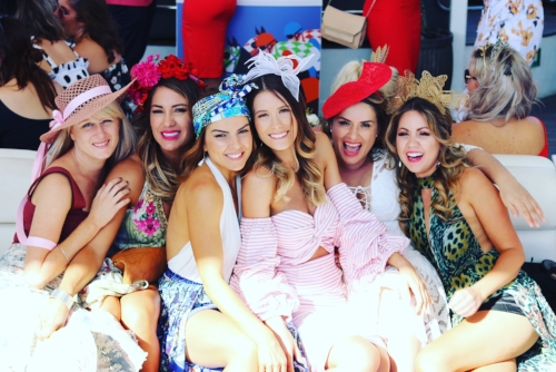 Seadeck fun for Melbourne Cup