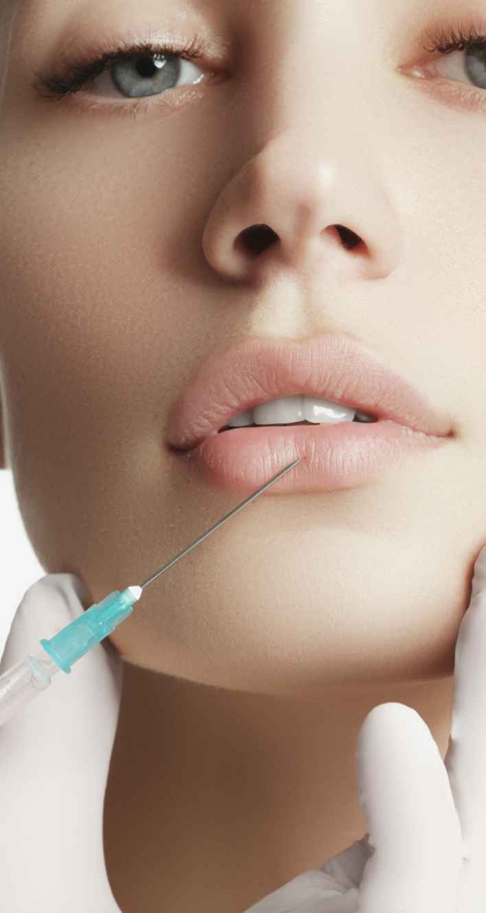 cosmetic facial injectables