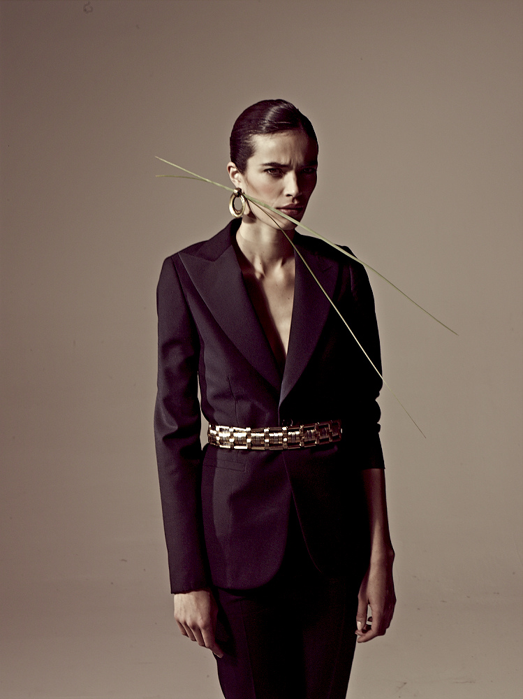 Silk Lapel Evening Jacket
