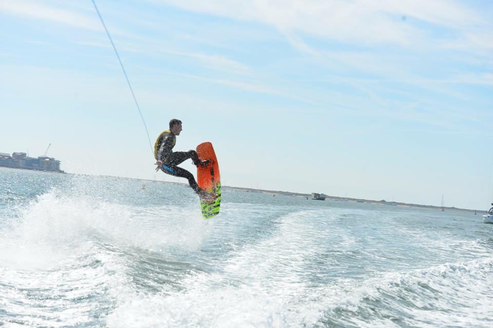 Wakeboarding -