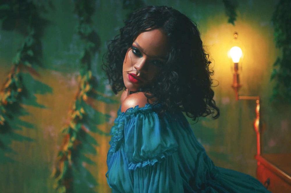 "Rihanna in ""Wild Thoughts."" Photo: Courtesy of YouTube/DJKhaledVEVO"