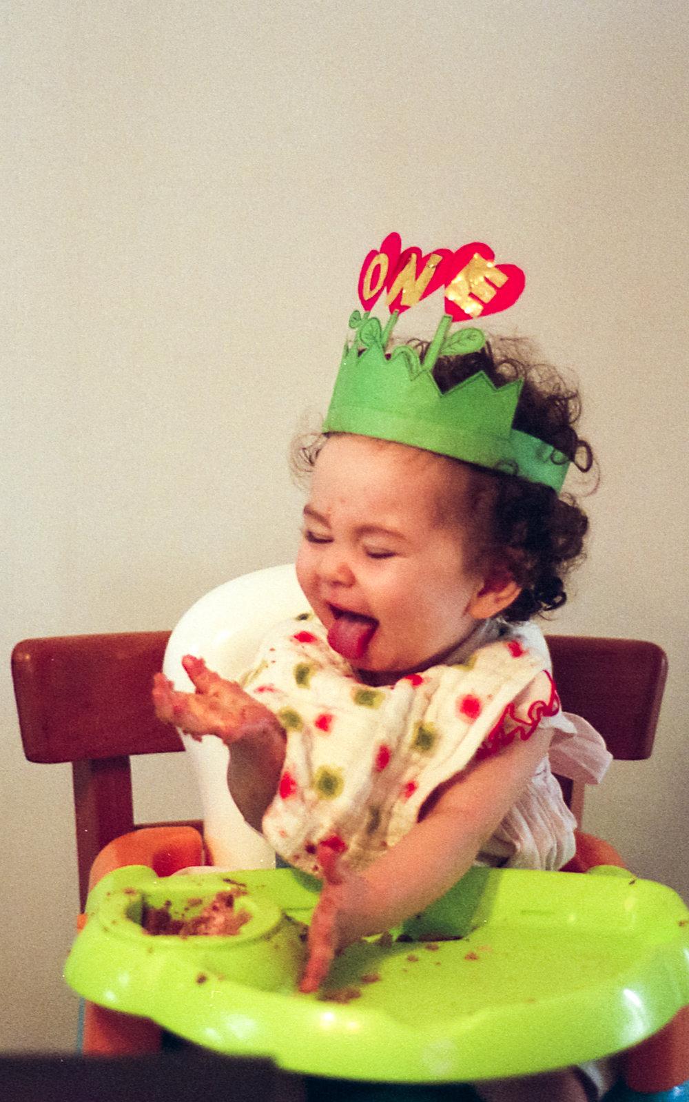 fun with cake