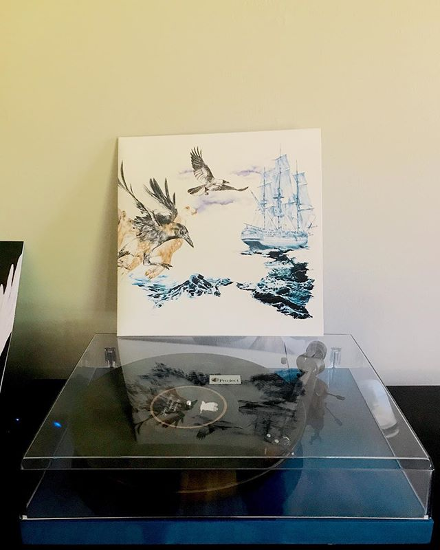 Do Make Say Think - Stubborn Persistent Illusions | For me, a candidate for album of the year so far. A post rock album that's never boring or meandering. Rather, driving, intense, while still very melodic. | #domakesaythink #stubbornpersistentillusions #postrock #vinyl #vinylcollection #vinylcommunity #vinylcollector #vinyladdict #vinyljunkie #igvinylclub #turntable #turntables #records #vinylrecords #recordcollection #recordcollecting #vinyloftheday #recordcollector #vinylrecords #music #snwfvinylclub
