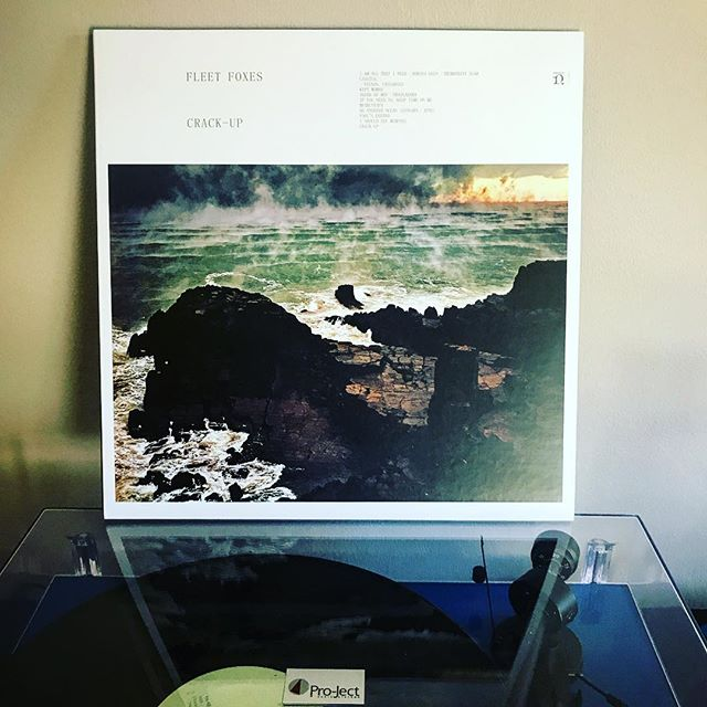 Fleet Foxes - Crack Up | At the very least, the second best FF album. Maybe first, too soon to know for sure. Exquisite. |  #fleetfoxes #crackup #fleetfoxescrackup #vinyl #vinylcollection #vinylcommunity #vinylcollector #vinyladdict #vinyljunkie #igvinylclub #turntable #turntables #records #vinylrecords #recordcollection #recordcollecting #vinyloftheday #recordcollector #vinylrecords #music #snwfvinylclub #milelongrecords