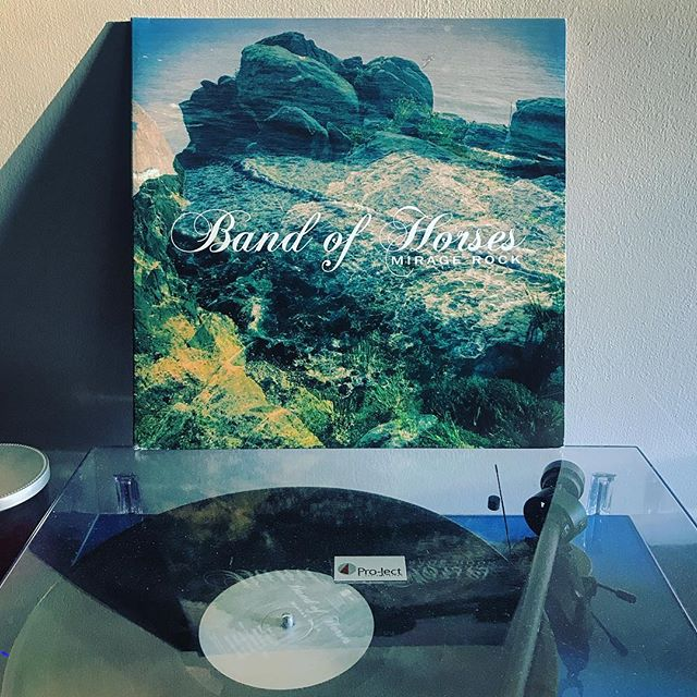 Band of Horses - Mirage Rock | Not my favorite BoH album but it's still great and picking this up completes my BoH collection. #bandofhorses #miragerock #vinyl #vinylcollection #vinylcommunity #vinylcollector #vinyladdict #vinyljunkie #igvinylclub #turntable #turntables #records #vinylrecords #recordcollection #recordcollecting #vinyloftheday #recordcollector #vinylrecords #music #snwfvinylclub