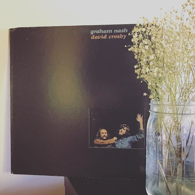 Graham Nash & David Crosby - s/t | Had this record for sometime. Like it better than most CSN. My last copy was real beat up. Found this much cleaner copy at a local record show for $4. Sold. | #grahamnash #davidcrosby #nashandcrosby #vinyl #vinylcollection #vinylcommunity #vinylcollector #vinyladdict #vinyljunkie #igvinylclub #turntable #turntables #records #vinylrecords #recordcollection #recordcollecting #vinyloftheday #recordcollector #vinylrecords #music #snwfvinylclub