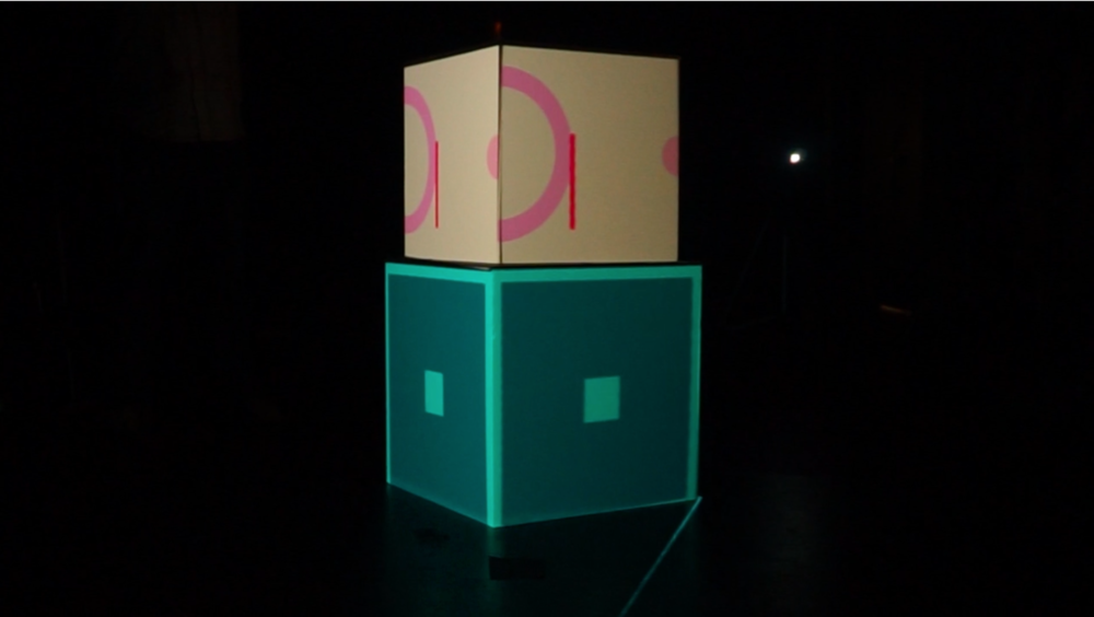 synesthetic cubes