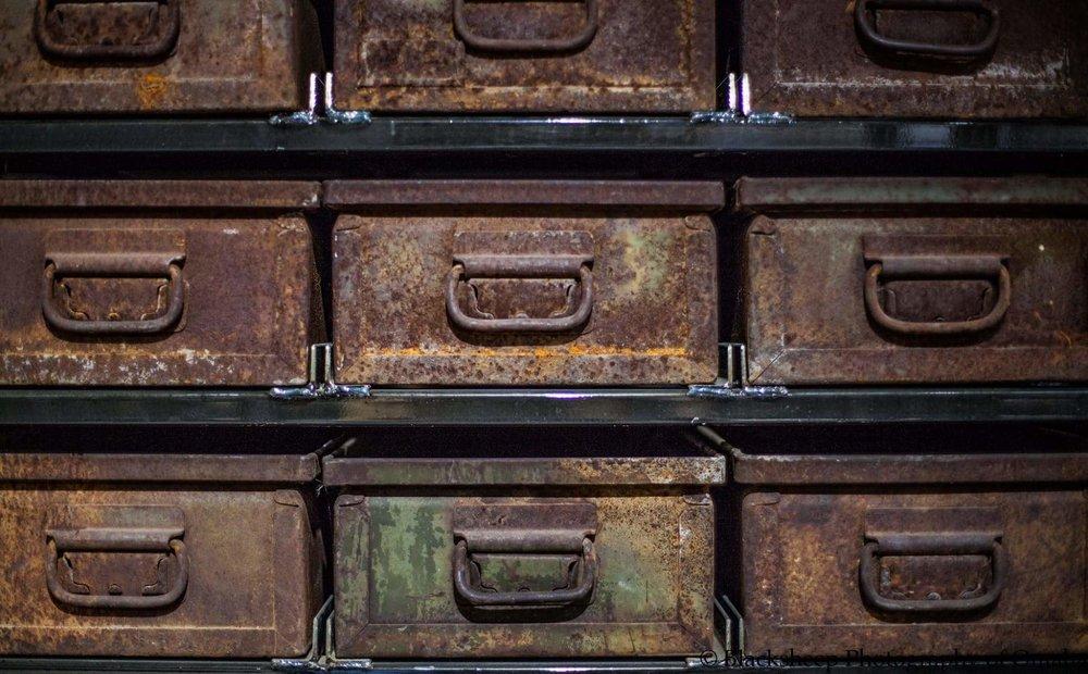 - Storage/Organization