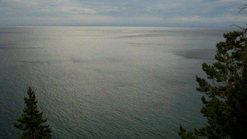 Like an ocean!