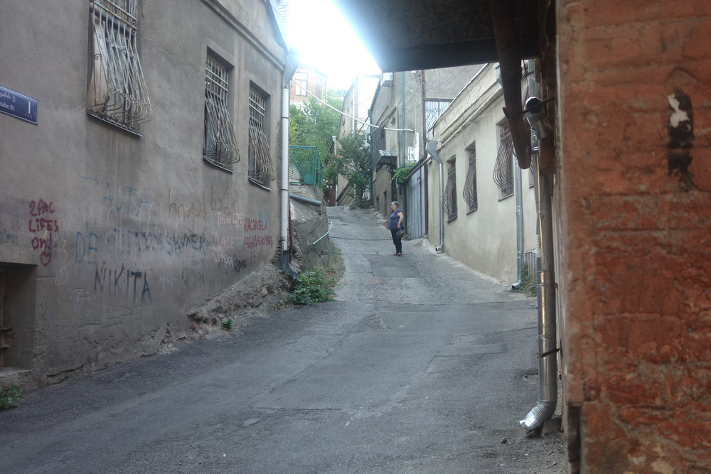 BACKROADS OF TBILISI