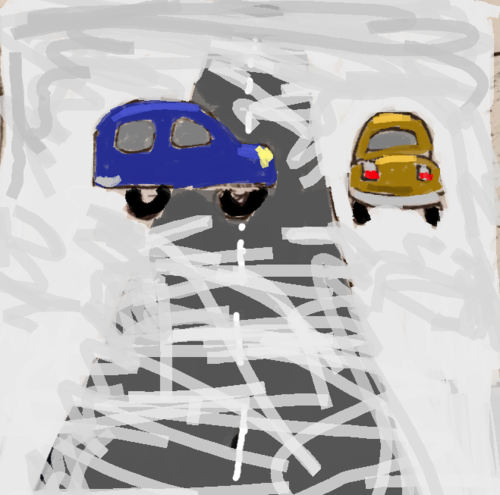 A Russian Road Trip