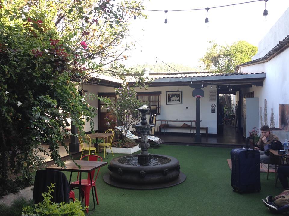 Matiox Hostel: Where Bar Trivia, Tangerine Trees and Hot Tubs Unite ...