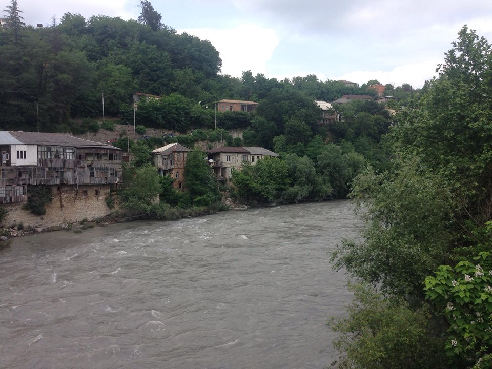 Rioni River again