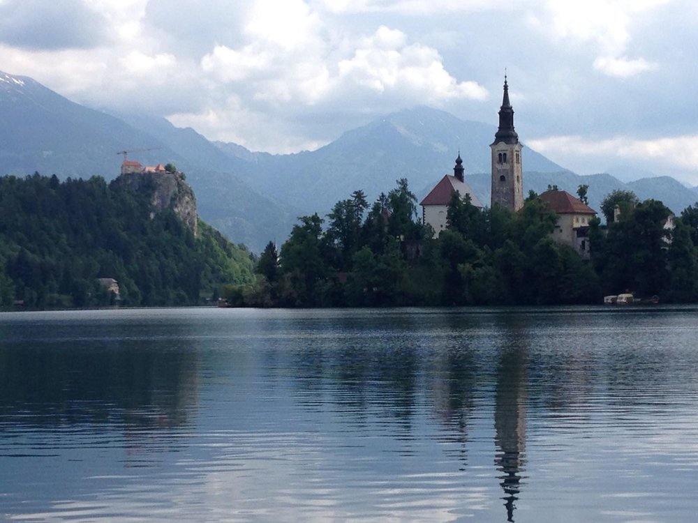 LAKE BLED AND LAKE BOHINJ