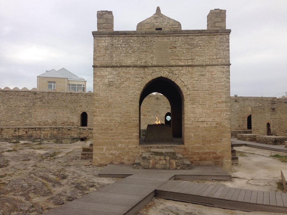 ATESHGAH FIRE TEMPLE