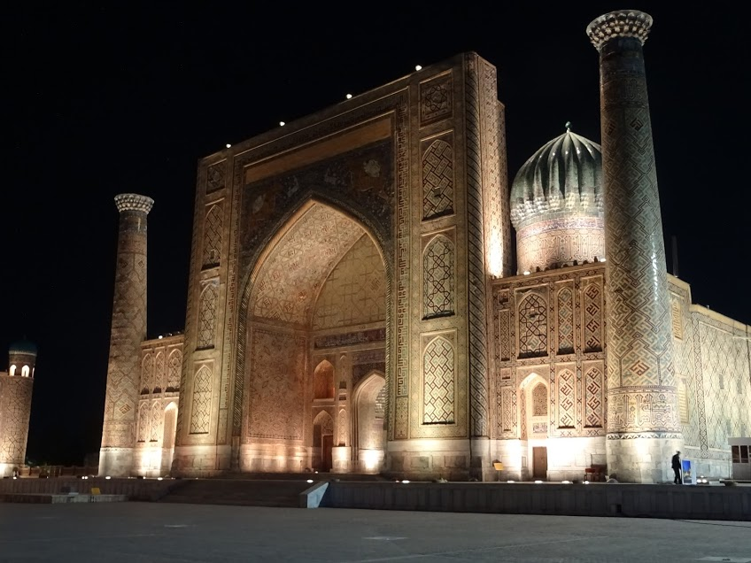 SAMARKAND PHOTOS
