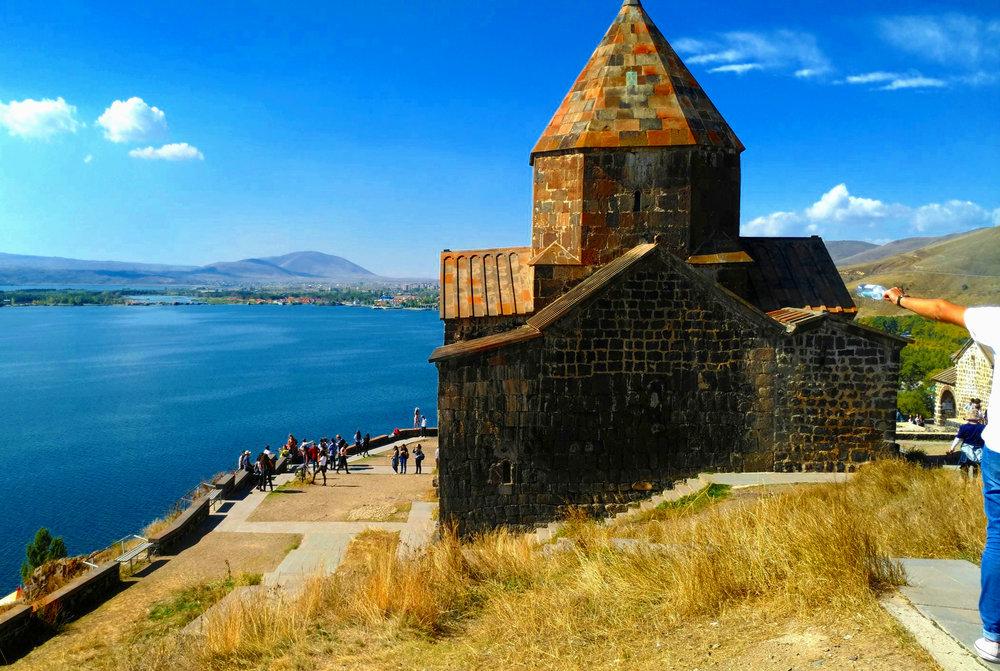 ARMENIAN LANDSCAPES