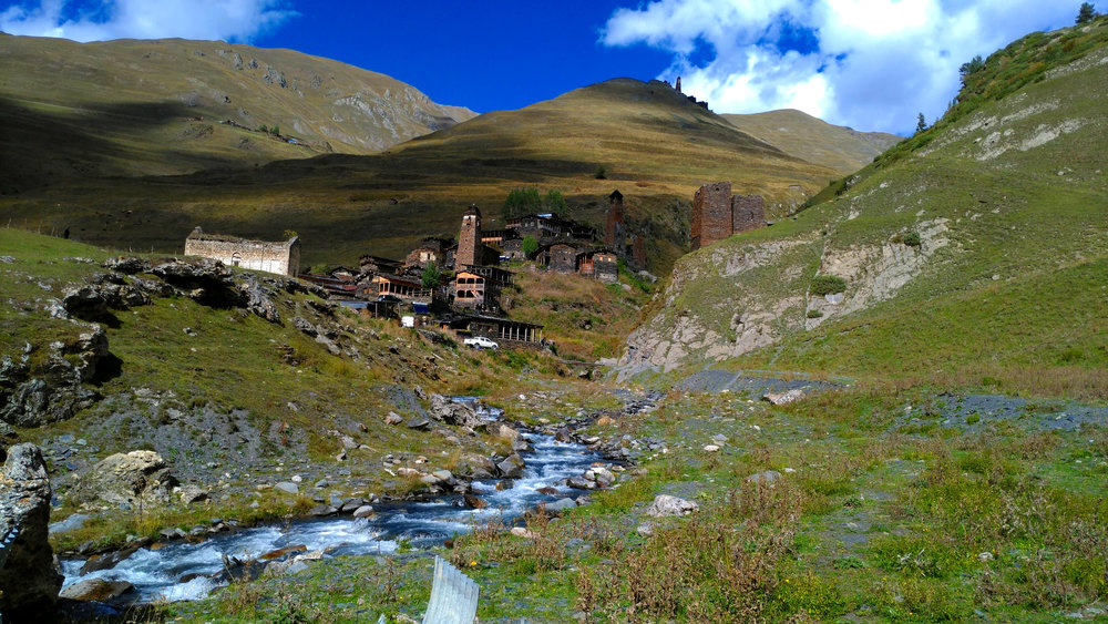 Dartlo, Tusheti, Georgia